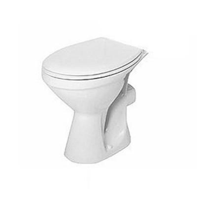 Koło Idol miska WC do kompaktu odpływ poziomy