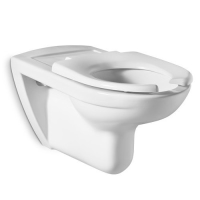 Roca Dostępna Łazienka miska WC wisząca bez kołnierza