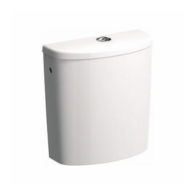 Koło Nova Pro spłuczka owalna ceramiczna