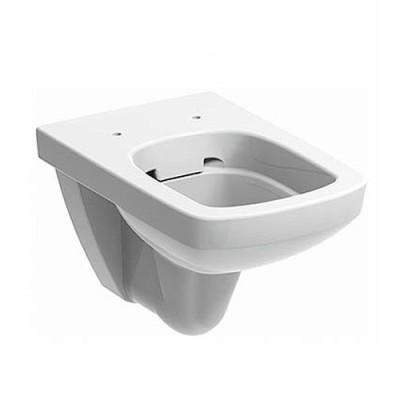Koło Nova Pro miska WC wisząca prostokątna Rimfree