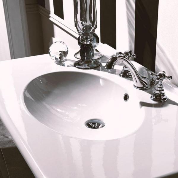 Łazienka retro - jak wygląda w modnej minimalistycznej wersji