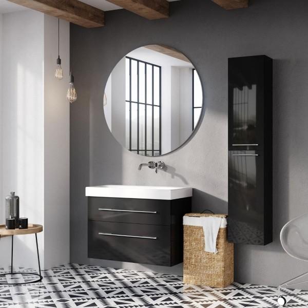 20 produktów, bez których nie wyobrażam sobie stworzenia mojej czarnej łazienki.