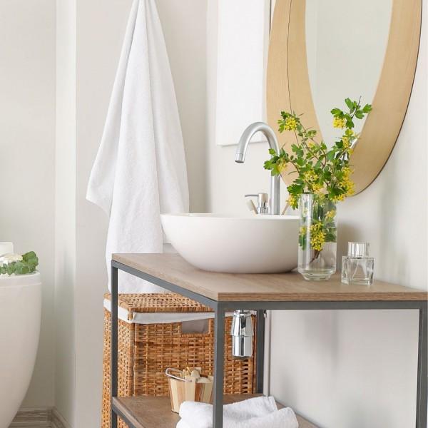 Jakie kwiaty wstawić do łazienki?