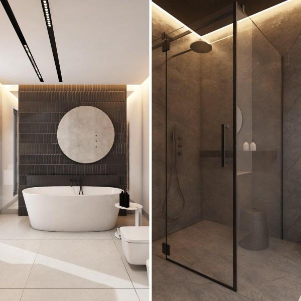Wanna czy prysznic? Które rozwiązanie wybrać do łazienki?