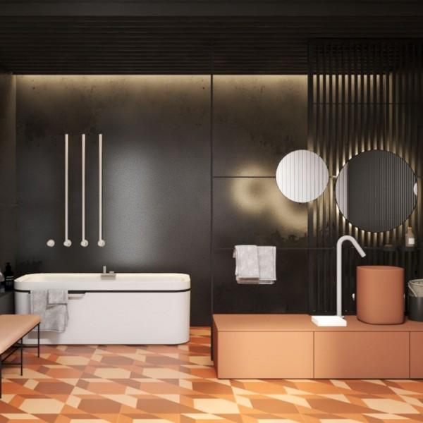 Nowoczesna łazienka, inspiracje i porady!