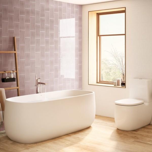 Projekt łazienki z ceramiką Roca Beyond!